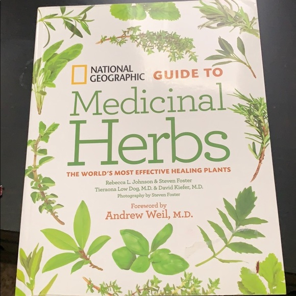Other - Book- Guide to Medicinal herbs!